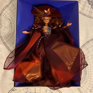 NIB Autumn Glory Barbie
